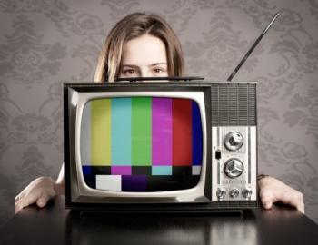 В телевизоре один негатив